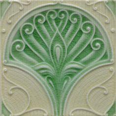 Wedgwood ? c1905 - Art Nouveau Tiles