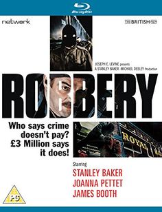 Robbery - Blu-Ray (Network Region B) Release Date: June 22, 2015 (Amazon U.K.) *Note: This will be reportedly released for the first time in its original aspect ratio on home video.