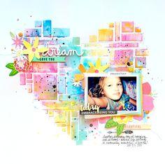 Embrace Being You *Shimmerz Education Team* - Scrapbook.com