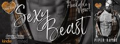 Abibliophobia Anonymous                 Book Reviews: **RELEASE BLITZ WITH REVIEW**  Sexy Beast by Piper...
