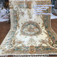 Handmade Silk Carpets & Rugs from Yilong Carpet factory.#art #orientalarearug #antiqueorientalrugs #chinesearearug #chineserugsale #orientalrugschinese #turkishrugs #arearug #turkishdesignarearug #antiquepersianrug #modernorientalrugs #turkishhandmaderugs #persianrugsforsale