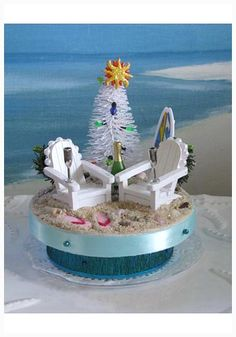 nice Things to Know For Hiring Beach Wedding Cake Topper