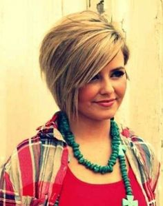short bobs for round faces 2017 - style you 7