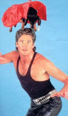 25 Awesome David Hasselhoff Pictures ... http://cityrag.com/2012/07/25-awesome-david-hasselhoff-pictures/