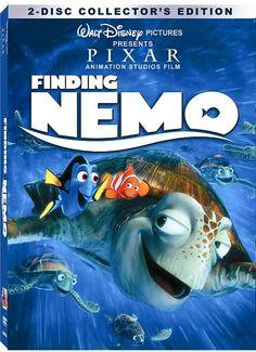Finding Nemo - #7 on www.mommybearmedia.com