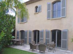 Saint Tropez Villa Helianthe. Exterior view