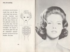 coiffure 60024 George Michael turns this classic long hair into a pin-up style. Vintage Hairstyles Tutorial, 1940s Hairstyles, Curled Hairstyles, Wedding Hairstyles, Updo Hairstyle, George Michael, Hair Chart, Retro Updo, Vintage Curls