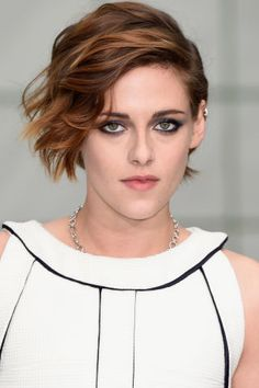 Get inspired to chop it all off by Kristen Stewart, Anna Kendrick, Jennifer Lawrence and more: