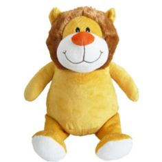 """Personalized Baby Gift, """"Baby Cubbies"""" Sundrop the Lion, Birth announcement stuffed animal keepsake with machine embroidery Embroidery Blanks, Embroidery Supplies, Personalized Baby Gifts, Plush Animals, Stuffed Animals, Cubbies, Boutique, Tigger, Smurfs"""