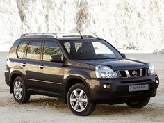 Nissan X-Trail Sarah current Car