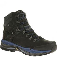 a5ef24bcdd2 01529 Merrell Men's Crestbound Gore-Tex Hiking Boots - Black/Blue  www.bootbay