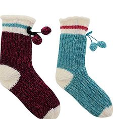 Gripeeze Sherpa Sweater Socks 2 pair Warm and Cozy for Cold Winter Weather * Be sure to check out this awesome product.(This is an Amazon affiliate link and I receive a commission for the sales)