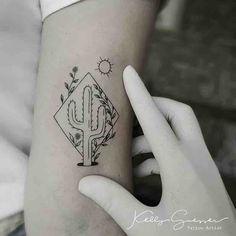 The Best Cactus Tattoos art drawing flower garden indoor plants tattoo Wüsten Tattoo, Fake Tattoo, Tattoo Style, Tattoo Fonts, Tattoo Shop, Top Tattoos, Small Tattoos, Sleeve Tattoos, Tatoos