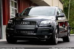 """Because i do not believe in """"mommy vans. My Dream Car, Dream Cars, Audi Q7 2015, Audi Rs7 Sportback, Carros Audi, Audi Cars, Nike Free Shoes, Love Car, Amazing Cars"""