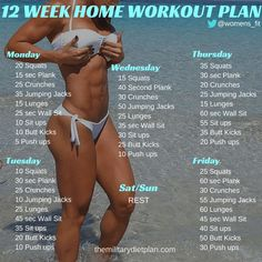 12-Week-Home-Workout-Plan-1.png 800×800 pixels Yoga Fitness - http://amzn.to/2hmQneS