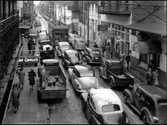 Street, 1946, How Orleans, Car Named, Play, Movie, 1940S New Orleans