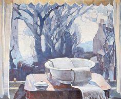 From My Bedroom Window by Adam Bruce Thomson (Scottish 1885-1976)