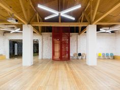 Gallery of Garage CCC Education Center / FORM Bureau - 3