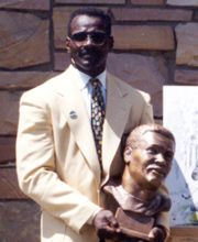"""Jackson State University. """"I want to be remembered as the guy who gave his all whenever he was on the field."""" http://www.searchquotes.com/quotes/author/Walter_Payton/"""
