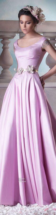 Hanna Touma Couture Spring-summer 2015    jαɢlαdy