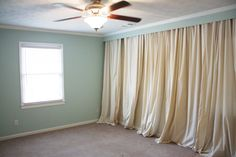 Curtain Complete Crafting Room Divider Curtain