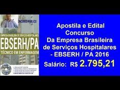 Apostila Concurso  EBSERH  PA Técnico em Enfermagem [2016]
