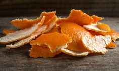 Quand vous connaîtrez leur grande utilité, vous ne jetterez plus jamais vos pelures d'orange!