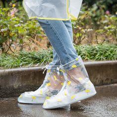 Rainproof /& Anti-Slip Rain Shoe Covers for Men Women Kids Reusable /& Foldable Travel Rain Boot Cover Kecar❤New Shoe Covers Waterproof Rain Shoes Boots Covers Overshoes Galoshes