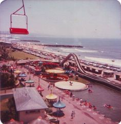 Durban Beachfront 1980 - I remember these red cable cars as a tiny tot! Durban South Africa, Kwazulu Natal, Beautiful Places In The World, African History, Adventure Is Out There, East Coast, Places To Visit, City, Childhood Memories