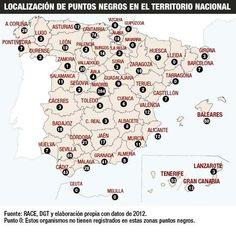 Mapa puntos negros 2