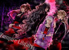 Vampire Library #manga