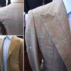 On cold days like today, have a little tweed in your life. And why not add some color why your at it. #custommade #lstailors #tailoredsuits #tailors #mensfashion #gq#allaboutthedetails #itsthelittlethings #itsgettingcold #bespoke #bespoketailoring ##photooftheday #instrafashion