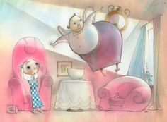 SVEIN Nyhus: Il segreto di Mrs. Plum Stop Motion, Norway, Nutrition, Illustrations, Album, Books, Anime, Kids, Crafts