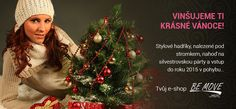 Vinšujeme ti krásné Vánoce  Tým BEMOVE
