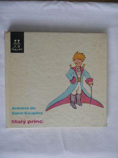 Antoine de Saint-Exupéry: Little Prince - Czech edition, 1972