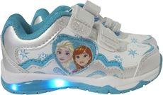 Disney Frozen Blinkesko, Silver/Blue