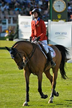 Reed Kessler and Mika   Horse, Equestrian, Horse Show, Ogilvy, Style, Show Jumping, Half Pad, Saddle Pad