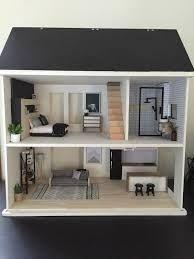 Bildergebnis für casas minimalistas de muñecas