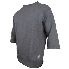 Bullit Speed Shop Gray Tracker Sweatshirt - Designed After Steve McQueen's Character Hilts In the Film The Great Escape Safety Clothing, Steve Mcqueen, Grey Sweatshirt, Mens Sweatshirts, Work Wear, Vintage Inspired, Fashion Brands, Men Sweater, Man Shop