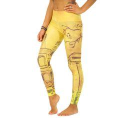 Leggings Yoga / ReLegs / Rome