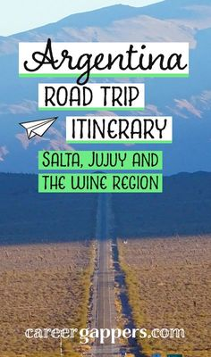 North-west Argentina is a maze of vast national parks, ancient rock formations and bountiful vineyards. Here is our Argentina road trip itinerary. Columbia South America, South America Map, Latin America, Visit Argentina, Argentina Travel, Travel Advice, Travel Tips, Travel Ideas, Thailand Travel