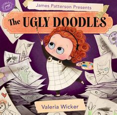 Buy The Ugly Doodles by Valeria Wicker and Read this Book on Kobo's Free Apps. Discover Kobo's Vast Collection of Ebooks and Audiobooks Today - Over 4 Million Titles! Simple Doodles, Cute Doodles, Quirky Art, Types Of Art, Beautiful Children, Love Book, Art Education, Book Format, Being Ugly