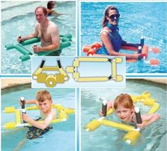 This is adaptive swim walkers for kids and adults. This could be used for people who may not be able to use their legs or may not have much mobility in their legs. They hold on to the handles and it will keep them afloat. Mobility Aids, Assistive Technology, Swim Lessons, Paralisia Cerebral, Cerebral Palsy, Adaptive Equipment, Pool Equipment, Occupational Therapy, Physical Therapy
