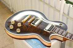 My First Handmade Guitar. AMG Saucy Beauty - Gibson Les Paul Style Guitar. Follow me on YouTube Channel: https://www.youtube.com/user/ArturMihalas