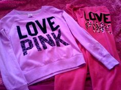 VS PINK #MyVSFallEdit