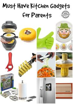 Love These Must Have Kitchen Gadgets For Busy Pas Baking Tools