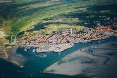 Terschelling van boven Welcome To Holland, Netherlands, Dutch, River, Island, Places, Outdoor, Random, The Nederlands