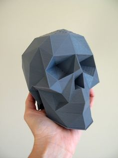 Cults Releases Top Ten List of 3D Printable Skull Designs ...