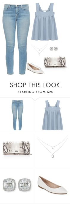 """Baby Doll"" by stylebyshannonk ❤ liked on Polyvore featuring J Brand, Zadig & Voltaire, Frederic Sage, BCBGeneration, ootd, summerstyle and summerfashion"