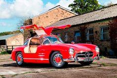 World Of Classic Cars: Mercedes-Benz 300SL 'Gullwing' 1955 - World Of Cla...